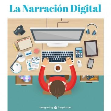 ¿Qué es la narración digital?