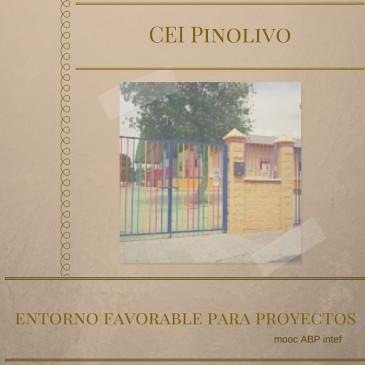 CEI Pinolivo, entorno favorable para el trabajo por proyectos.